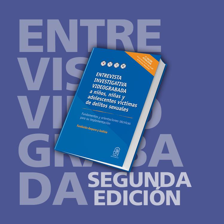 Libro Entrevista Investigativa Videograbada 2020